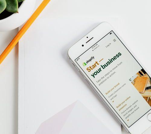 De Top 3 Redenen om te kiezen voor Shopify voor jouw eCommerce Webstore