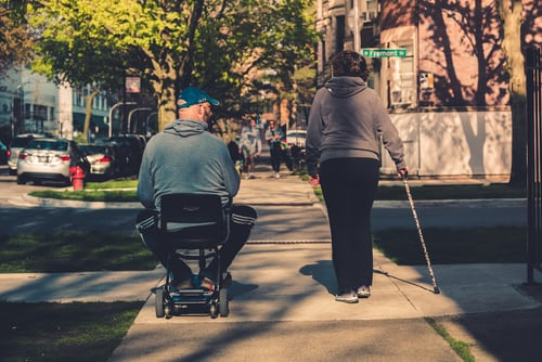 3 Belangrijke voordelen van een rolstoeltoegankelijk voertuig
